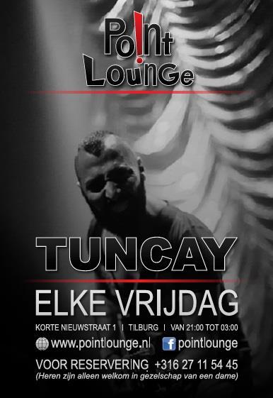Tuncay Point Lounge Tilburg